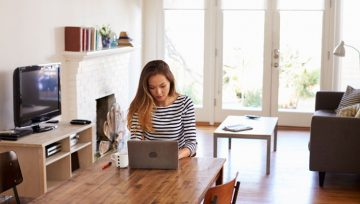 6 Small Business Tips for Working Remotely